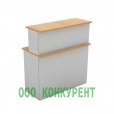 Стойка ресепшн 1-секционная