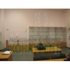 Прилавки и витрины для школы №466 пос. Песочный,ул. Речная, д24, лит. А