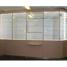Торговое оборудование для аптеки ул. Сикейроса д.10