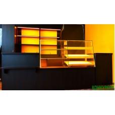 Мебель для пекарни «Месье-Патиссье»