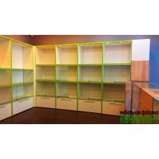 Мебель для магазина кальян-бара Hookah Place