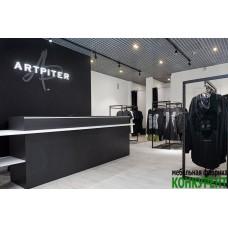Стойка ресепшн для магазина дизайнерской одежды ARTPITER