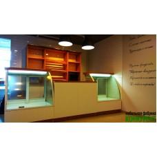 Мебель для пекарни «Плюшка&Ватрушка».