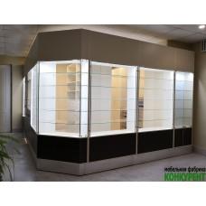 Аптечный киоск для санатория «Сестрорецкий курорт»