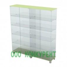 Стеклянная витрина ВСА 155-50