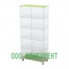 Стеклянная витрина ВСА 90-50