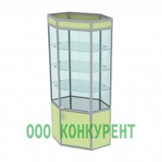 Витрина ПР-200-Угл-Стек