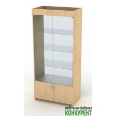 Стеклянная витрина V-200