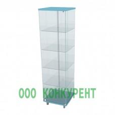 Стеклянная витрина СТ-45-190