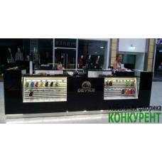 Торговое оборудование для продажи чехлов