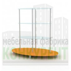 Стеллаж СТ 80-150