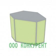 Угл. прилавок ПР-84-84