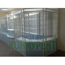Торговое оборудование для аптеки. ул. Коллонтай д.24