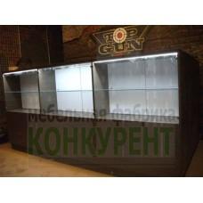 Торговое оборудование для магазина «Топ Ган»