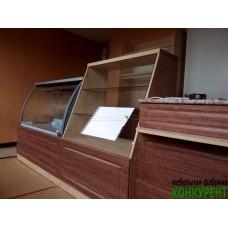 Торговое оборудование для пекарни в д. Санино