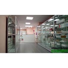 Витрины для магазина товаров для нейл-арта